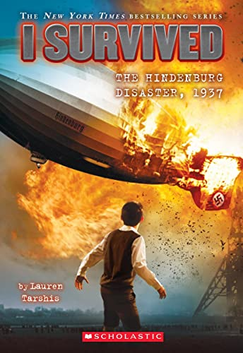 9780545658508: I Survived the Hindenburg Disaster, 1937 (I Survived #13)