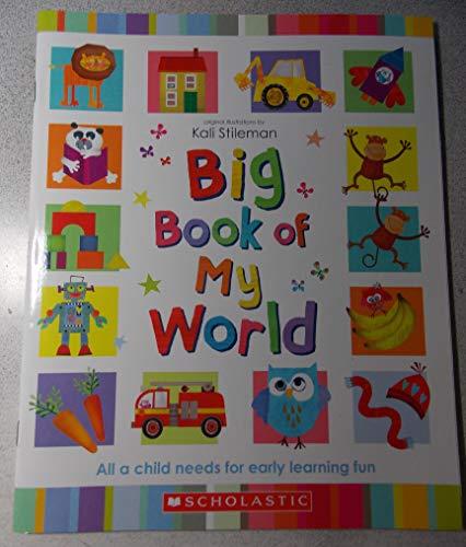 9780545663618: Big Book of My World