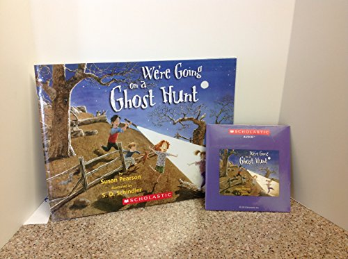 9780545663625: We're Going on a Ghost Hunt Audio Cd
