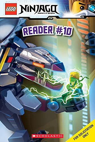 9780545663861: The Titanium Ninja (LEGO Ninjago: Reader)