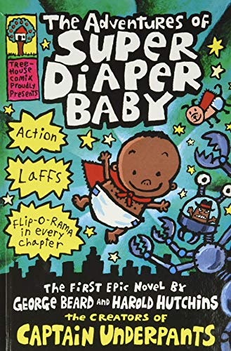 9780545665445: The Adventures of Super Diaper Baby