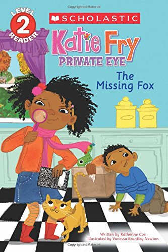 9780545666756: The Missing Fox (Scholastic Reader, Level 2: Katie Fry, Private Eye #2)