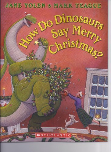 9780545667043: How Do Dinosaurs Say Merry Christmas?