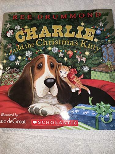 9780545667838: Charlie and the Christmas Kitty