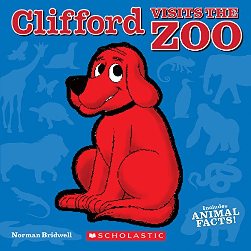 9780545668965: Clifford Visits the Zoo