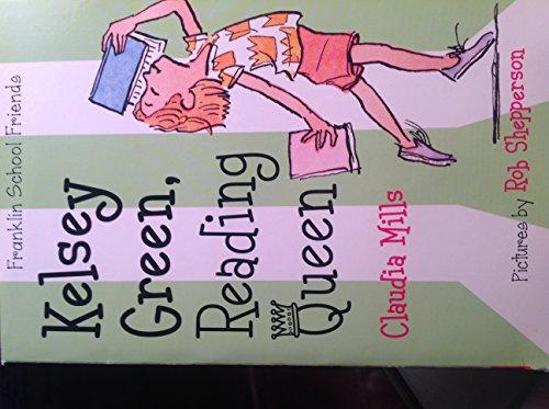 9780545670302: Kelsey Green, Reading Queen