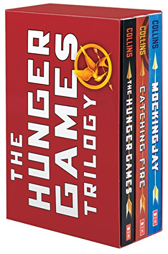 9780545670319: The Hunger Games Trilogy Box Set: Paperback Classic Collection