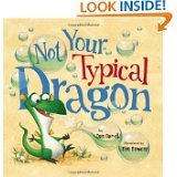 9780545673136: Not Your Typical Dragon