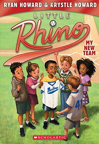 9780545674904: Little Rhino #1: My New Team