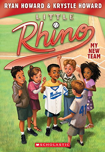 9780545674911: Little Rhino #1: My New Team - Library Edition