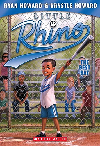 9780545674935: The Best Bat (Little Rhino #2)