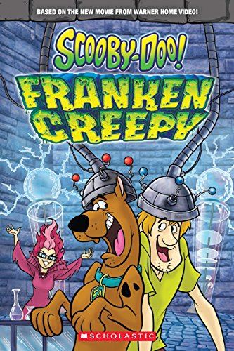 9780545675284: Scooby-Doo: Franken Creepy (Scooby-Doo! Readers)