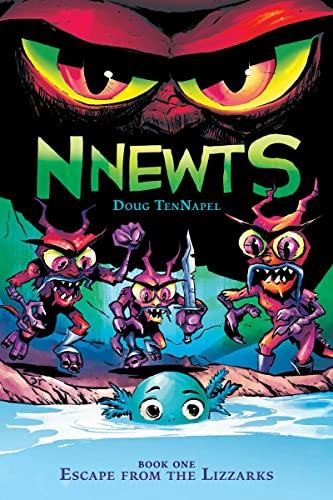 9780545676465: Nnewts: Book 1