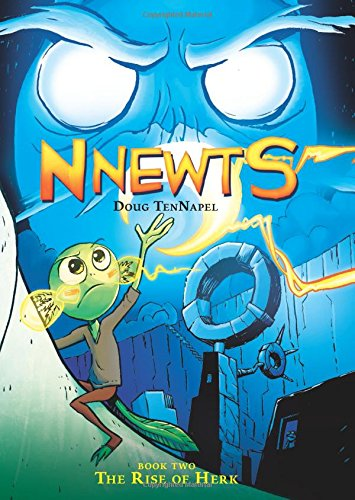 9780545676526: The Rise of Herk (Nnewts #2)