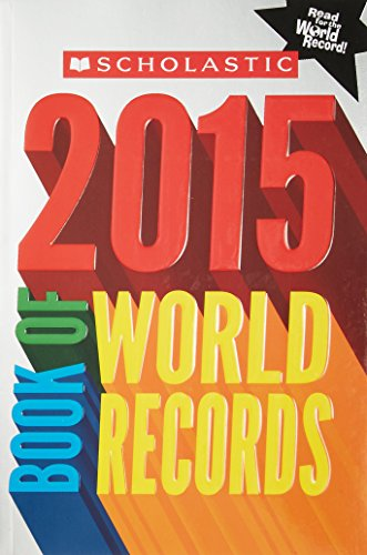 9780545679503: Scholastic Book of World Records