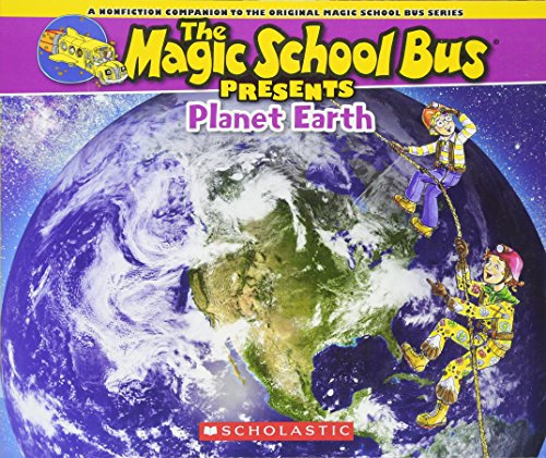 9780545680127: Magic School Bus Presents: Planet Earth