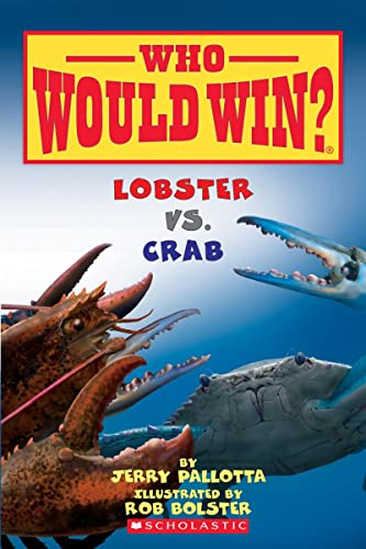 9780545681216: Who Would Win Lobster vs. Crab