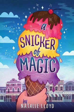 A Snicker of Magic: Gilbert Ford; Natalie