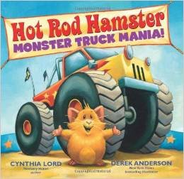 9780545684491: Hot Rod Hamster: Monster Truck Mania!