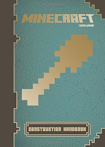 9780545685177: Minecraft: Construction Handbook: An Official Mojang Book