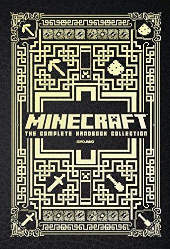 9780545685191: Minecraft: The Complete Handbook Collection