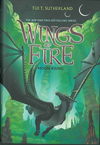 9780545685344: Wings of Fire Book Six: Moon Rising