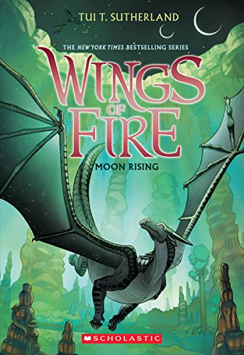 9780545685368: Moon Rising (Wings of Fire, Book 6)