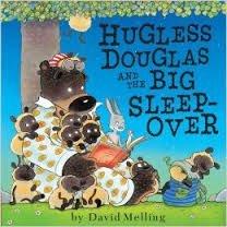 9780545685535: Hugless Douglas and the Big Sleep Over
