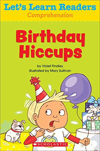 9780545686082: Let's Learn Readers: Birthday Hiccups