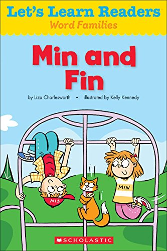 9780545686242: Min and Fin (Let's Learn Readers: Word Families)