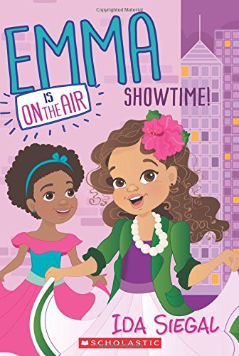 9780545687027: Showtime! (Emma Is On the Air #3)