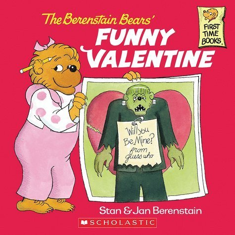 The Berenstein Bears' Funny Valentine with Read Along Cd: Stan and Jan Berenstain
