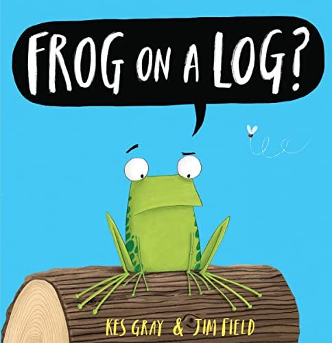 9780545687911: Frog on a Log?