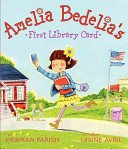9780545687928: Amelia Bedelia's First Library Card