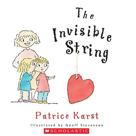 9780545689243: The Invisible String
