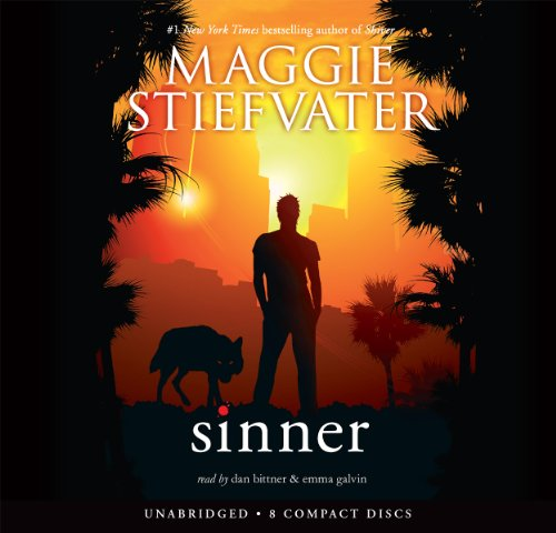Sinner - Audio Library Edition (Shiver): Stiefvater, Maggie
