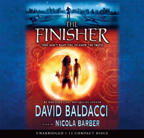 The Finisher (Vega Jane, Book 1) - Audio Library: Baldacci, David