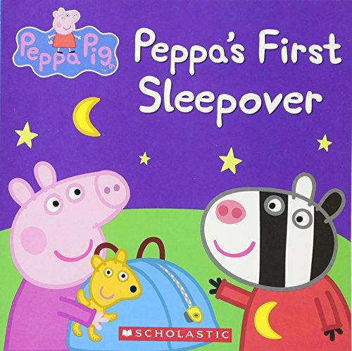9780545690935: Peppa's First Sleepover (Peppa Pig)