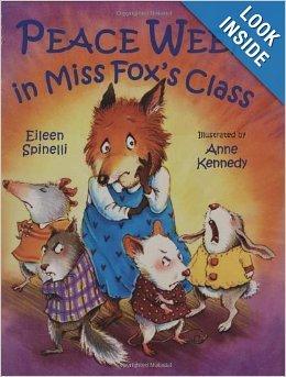 9780545694735: Peace Week in Miss Fox's Class