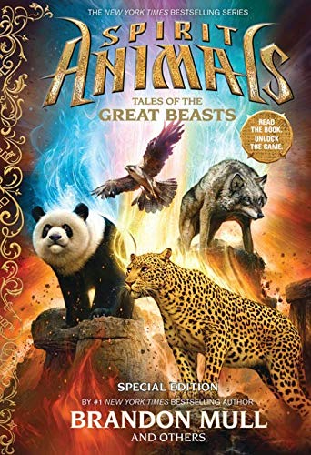 9780545695169: Spirit Animals: Special Edition: Tales of the Great Beasts