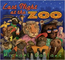 9780545697811: Last Night at the Zoo