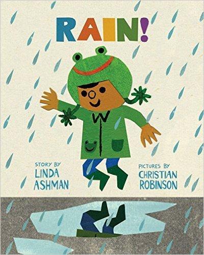 9780545700580: Rain!