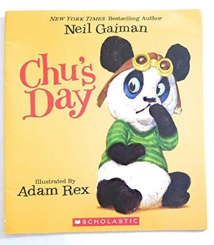 Chu's Day: neil Gaiman