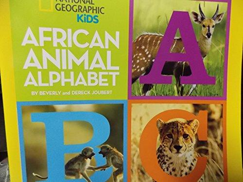 9780545702973: African Animal Alphabet