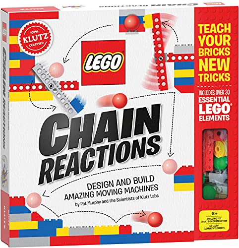 9780545703307: Lego Chain Reactions (Klutz)