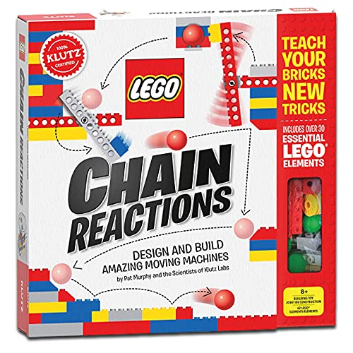 9780545703307: Klutz: Lego Chain Reactions: 1