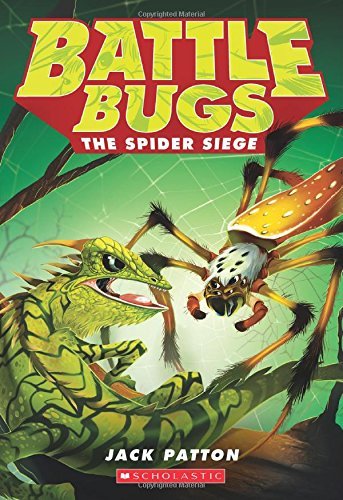 9780545707428: Battle Bugs #2: The Spider Siege