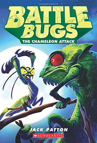 9780545707848: The Chameleon Attack (Battle Bugs #4)