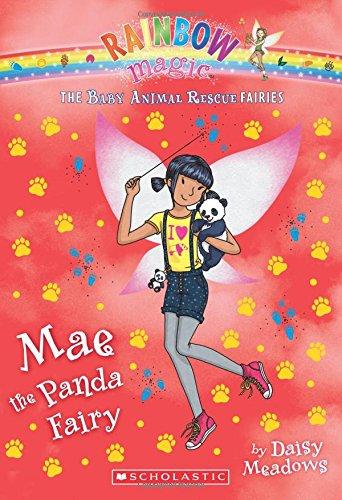 Mae the Panda Fairy: A Rainbow Magic: Daisy Meadows