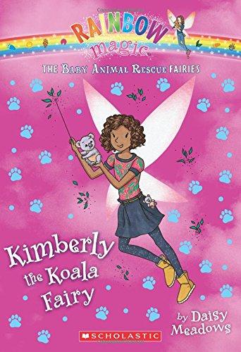 Kimberly the Koala Fairy: A Rainbow Magic: Meadows, Daisy